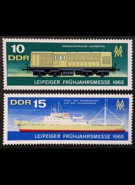 Vokietijos Demokratinė Respublika (VDR), pilna serija MiNr 1349-1350 MNH**