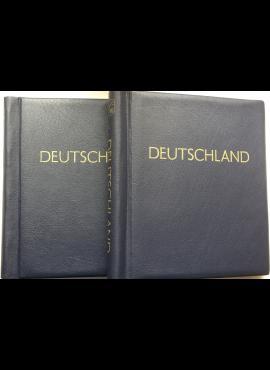 Albumai Vakarų Berlyno pašto ženklams KABE