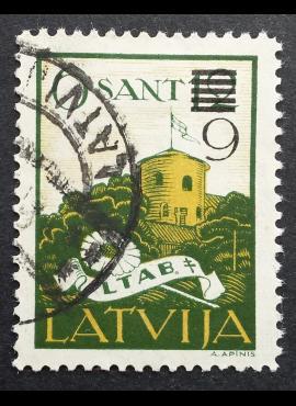Latvija, MiNr 184 Used (O)