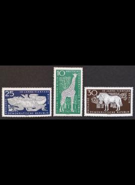 Vokietijos Demokratinė Respublika (VDR), pilna serija MiNr 1093-1095 MNH**