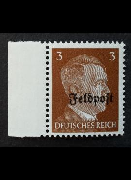 Vokietijos Reichas, oro paštas, MiNr 17 MNH**