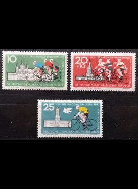 Vokietijos Demokratinė Respublika (VDR), pilna serija MiNr 886-888 MNH**