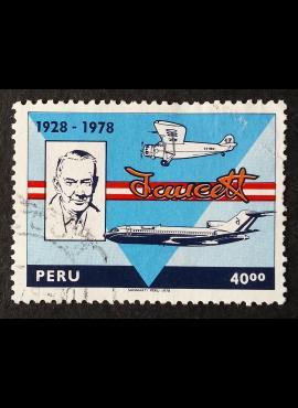 Peru ScNr 655 Used (O)