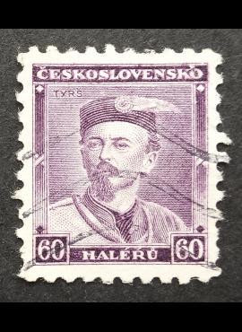 Čekoslovakija MiNr 318 Used (O)