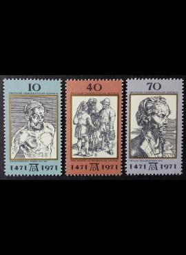 Vokietijos Demokratinė Respublika (VDR), pilna serija MiNr 1672-1674 MNH**