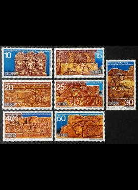 Vokietijos Demokratinė Respublika (VDR), pilna serija MiNr 1584-1590 MNH**