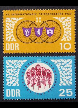 Vokietijos Demokratinė Respublika (VDR), pilna serija MiNr 1278-1279 MNH**