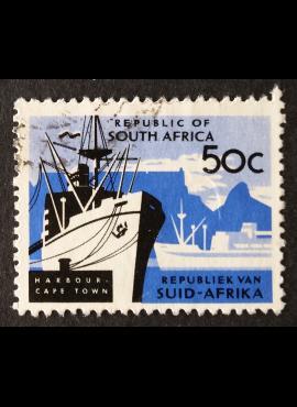 Pietų Afrikos Respublika, ScNr 384 Used (O)