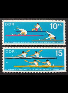Vokietijos Demokratinė Respublika (VDR), pilna serija MiNr 1202-1203 MNH**