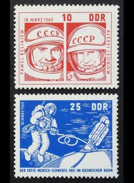 Vokietijos Demokratinė Respublika (VDR), pilna serija MiNr 1098-1099 MNH**