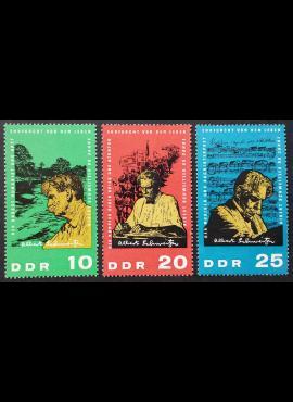 Vokietijos Demokratinė Respublika (VDR), pilna serija MiNr 1084-1086 MNH**