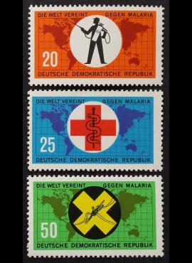 Vokietijos Demokratinė Respublika (VDR), pilna serija MiNr 942-944 MNH**