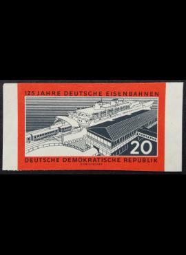 Vokietijos Demokratinė Respublika (VDR), MiNr 805B MNH**