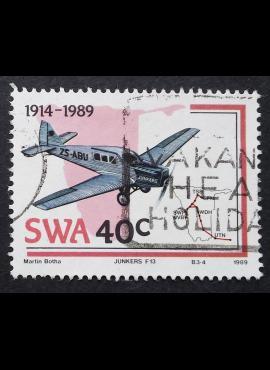 Pietų-Vakarų Afrika ScNr 616 Used (O)