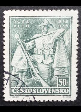 Čekoslovakija, MiNr 394 Used (O)