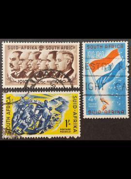 Pietų Afrikos Respublika, ScNr 235-236, 238 Used (O)