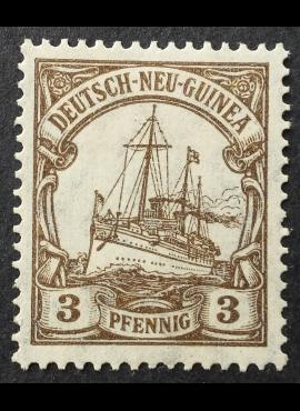 Vokietijos Reichas, Užsienio ir kolonijų paštas, Vokietijos Naujoji Gvinėja (Deutsch-Neuguinea) MiNr 24 MH*
