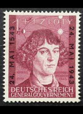 Vokietijos Reichas, Lenkijos okupacija, MiNr 104 MNH**