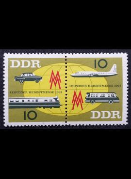 Vokietijos Demokratinė Respublika (VDR), pilna serija MiNr 976-977 MNH**