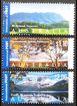 Australija, ScNr 2056, 2077, 1842 Used (O)
