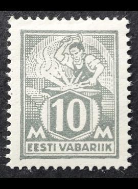 Estija, MiNr 73 MH*