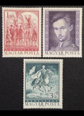 Vengrija, pilna serija, MiNr 2828-2830 (A) MNH**