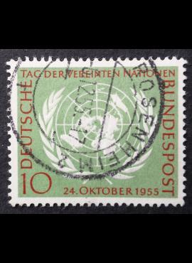 Vokietijos Federacinė Respublika (VFR), MiNr 221 Used (O)