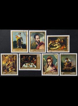 Vengrija, pilna serija, MiNr 2409-2415 (A) Used (O)