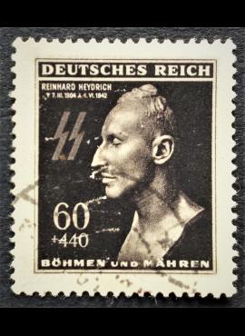 Vokietijos Reichas, Čekijos okupacija MiNr 131 Used (O)