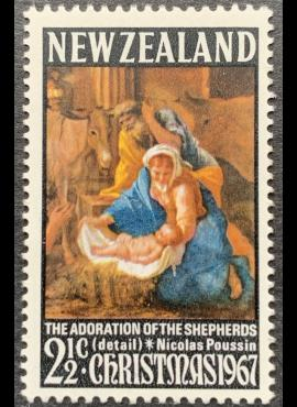 Naujoji Zelandija, MiNr 477 MNH**