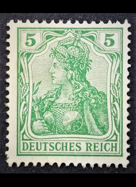 Vokietijos Reichas, MiNr 70 MNG (*)
