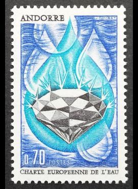 Andora (prancūzų), MiNr 217 MNH**