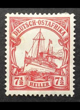 Vokietijos Reichas, Užsienio ir kolonijų paštas, Vokietijos Rytų Afrika, MiNr 32 MH*