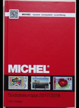 Michel 2017-2018 m. Pietryčių Europos pašto ženklų katalogas (102 leidimas)