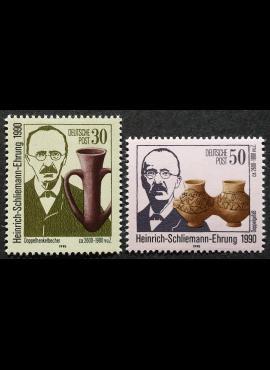 Vokietijos Demokratinė Respublika (VDR), pilna serija, MiNr 3364-3365 MNH**