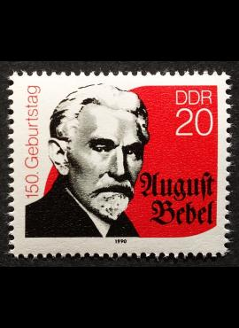 Vokietijos Demokratinė Respublika (VDR), MiNr 3310 MNH**
