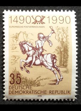 Vokietijos Demokratinė Respublika (VDR), MiNr 3299 MNH**