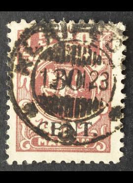 Klaipėda (Memel), MiNr 175II MH*