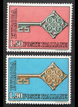 Italija, pilna serija, MiNr 1272-1273 MNH**