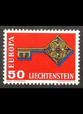 Lichtenšteinas, MiNr 495 MNH**