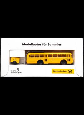 Pašto autobuso modelis 6500 T