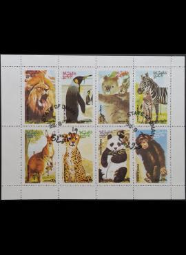 Omano valstija, 1974 m. pašto ženklai, Used (O)