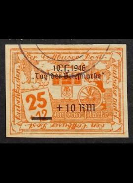 Vokietijos lokalus paštas, Kotbusas MiNr 34 Used (O)