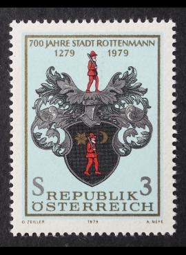 Austrija, MiNr 1613 MNH**