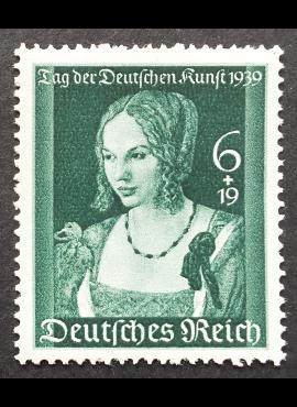 Vokietijos Reichas, MiNr 700 MLH*