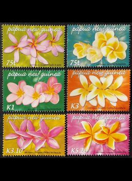 Papua Naujoji Gvinėja, pilna serija, MiNr 1123-1128 MNH**