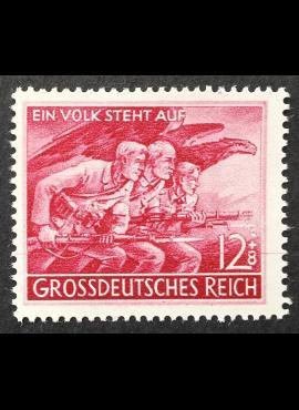 Vokietijos Reichas, MiNr 908 MLH*