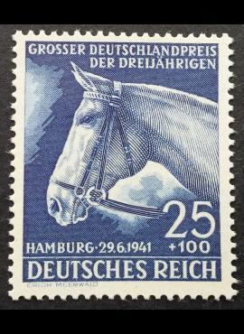 Vokietijos Reichas, MiNr 779 MLH*