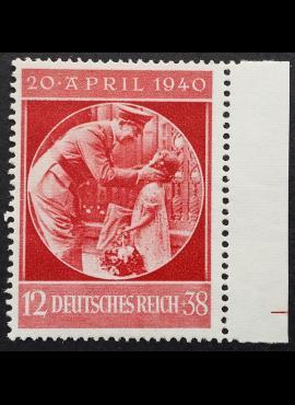 Vokietijos Reichas, MiNr 744 MNH**