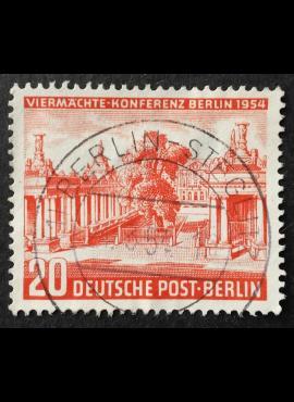 Vokietija, Vakarų Berlynas, MiNr 116 Used (O)